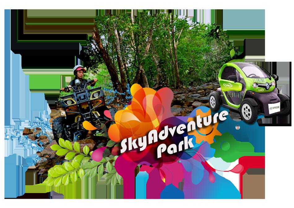skyadventure park