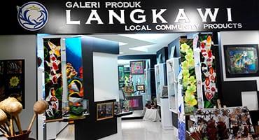 Galeri Produk Langkawi