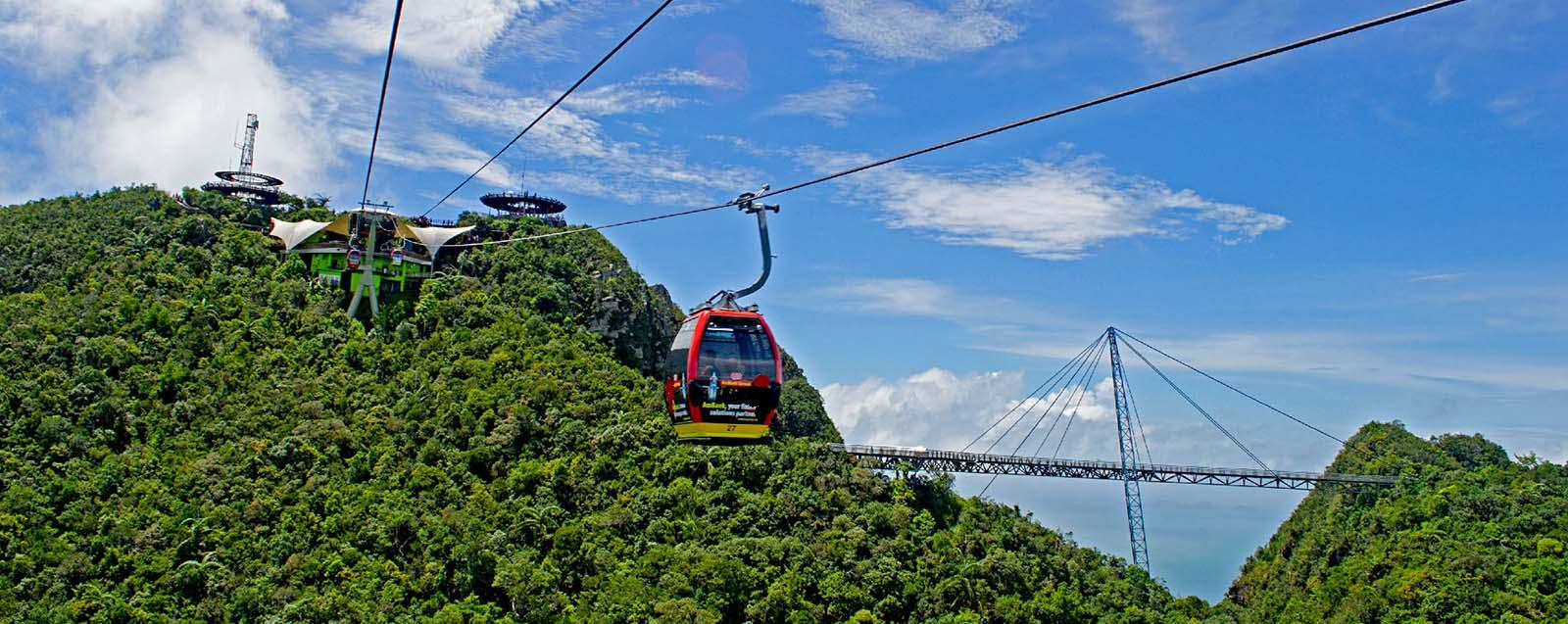 Home Official Website For Langkawi Cable Car