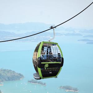 SkyCab with 360° Gondola