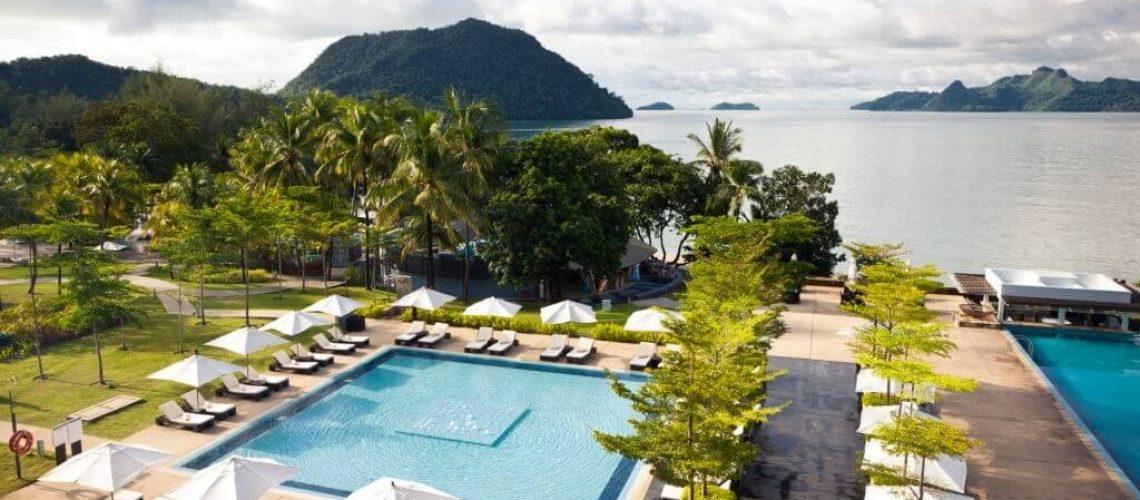 best hotel in langkawi
